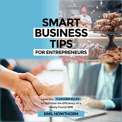 Smart Business Tips for Entrepreneurs cover art