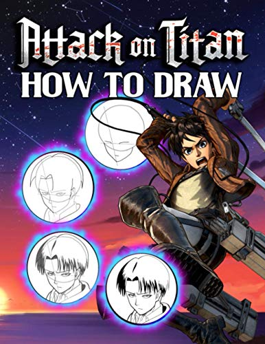 attack on titan drawing book - 1