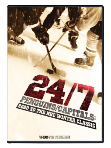 24/7 Penguins/Capitals: Road To The 2011 Winter Classic NHL DVD
