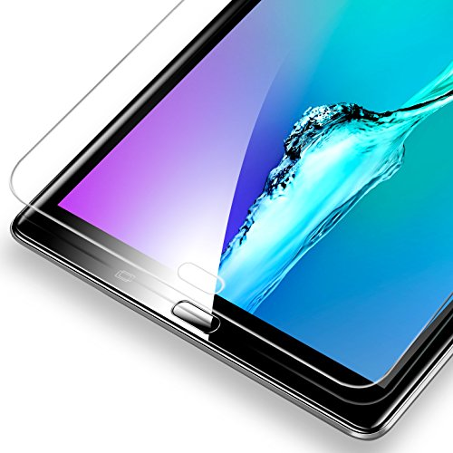 ESR Protector Pantalla para Tablet Samsung Tab A 10.1' 2016 Cristal Templado [9H Dureza] [Alta Claridad] para Samsung Galaxy Tab A 10.1' T580N/ T585N