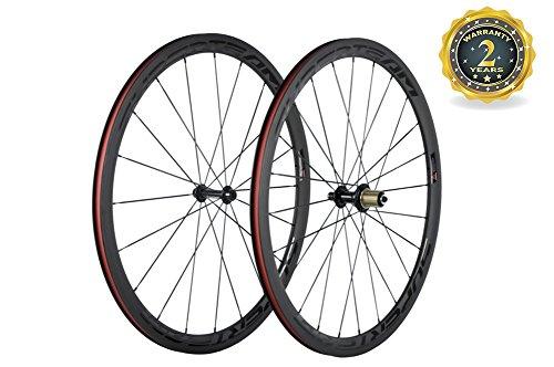 Superteam 38mm Carbon Clincher Wheelset Best Value 700c Road Bike Aero Wheels Cycling