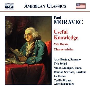 Moravec: Useful Knowledge
