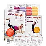 Lose Weight Yoga Abnehmen DVD - Premium Box: 28 Tage Programm mit dynamischen Yoga. Jetzt abnehmen...