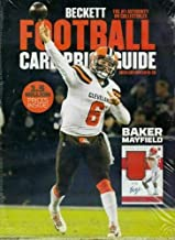 2019 Beckett Football Card Annual Price Guide #36 (9/19 release, B. Mayfield cover)