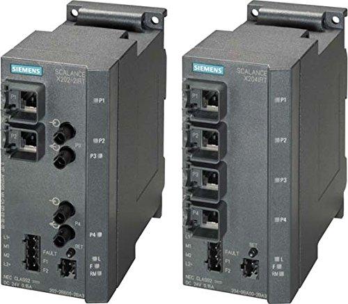 Siemens–Team Simatic Net SCALANCE X202–2irt