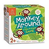 Peaceable Kingdom Monkey Around Game