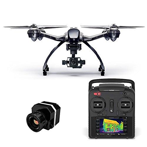 Yuneec Q500 Typhoon G Drohne mit Flir Vue Wärmebildcamera Live Übertragung Quadrocopter
