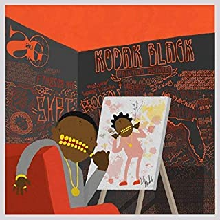 zolto Poster Kodak Black Famous American Rapper and Singer 12 x 18 Inch Rolled Poster