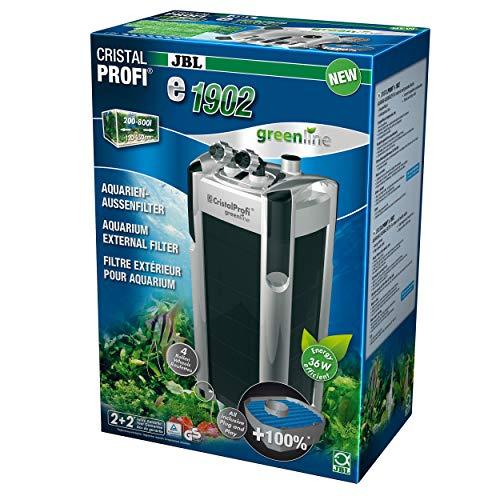 JBL Filtre Extérieur pour Aquariums de 200 à 800 litres, CristalProfi e1902 Greenline