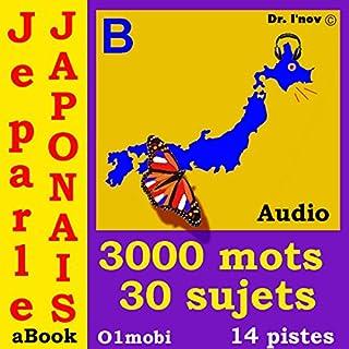 Couverture de Je parle Japonais (avec Mozart) - Volume Basic