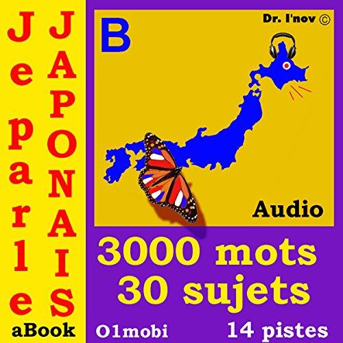 Je parle Japonais (avec Mozart) - Volume Basic audiobook cover art