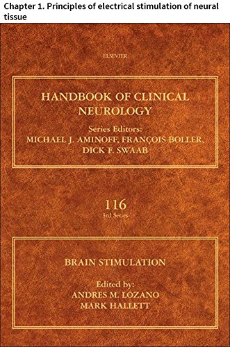 Brain Stimulation: Chapter 1. Principles of electrical stimulation of neural tissue (Handbook of Clinical Neurology 116) (English Edition)