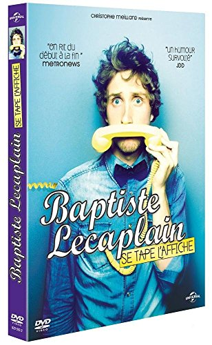 Baptiste lecaplain se tape l'affiche [FR Import]