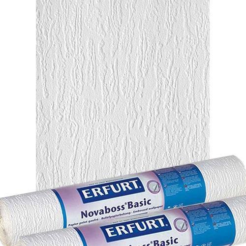 ERFURT Papierprägetapete Novaboss Basic 238