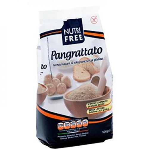 Nutrifree Pangrattato senza Glutine senza Lattosio 500 G