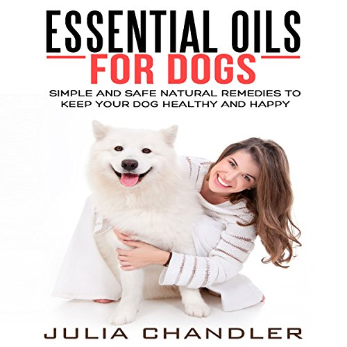 Essential Oils for Dogs Titelbild