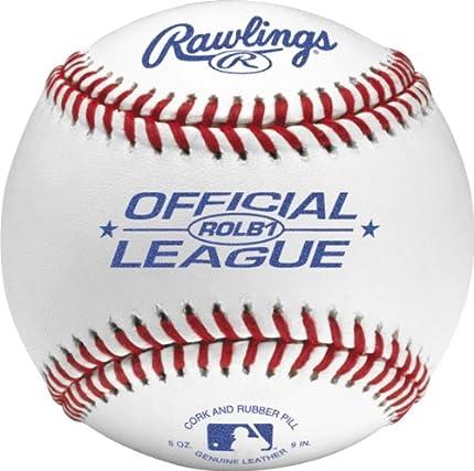 Rawlings (ROLB1 Béisbol (pelota única)