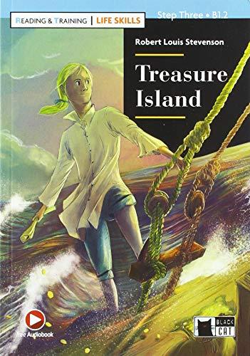 Treasure Island: Buch + Audio-Angebot (Life Skills)