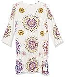 Desigual T-Shirt Donna Top Manly 20swmw08 XL Bianco