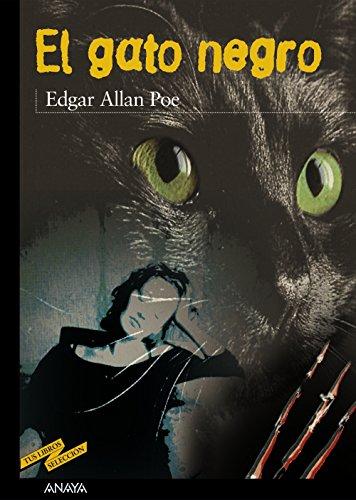 El gato negro (CLÁSICOS - Tus Libros-Selección)