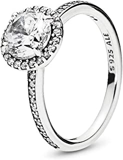 Best classic elegance pandora silver ring Reviews