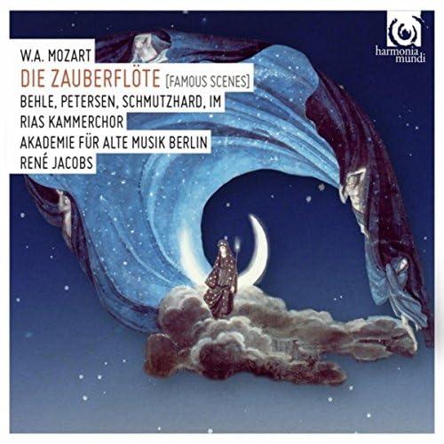 ダニエル・ベーレ, Marlis Petersen, Daniel Schmutzhard, Sunhae Im, ロシア国立室内合唱団 & Akademie für Alte Musik Berlin