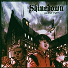 Us & Them by Shinedown (2005) Audio CD