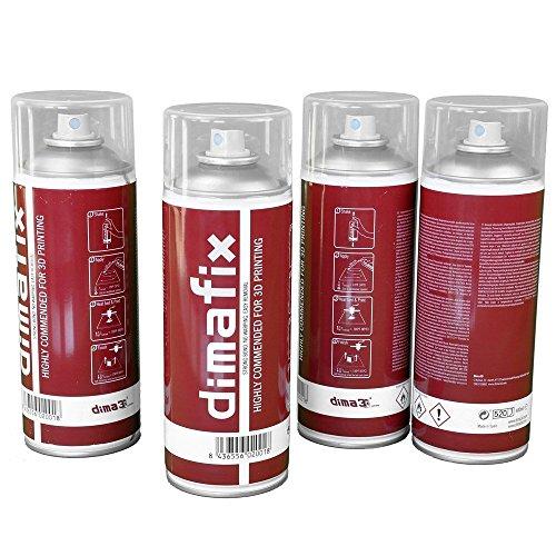 DimaFix confezione di spray fissativo per stampa 3D (6)