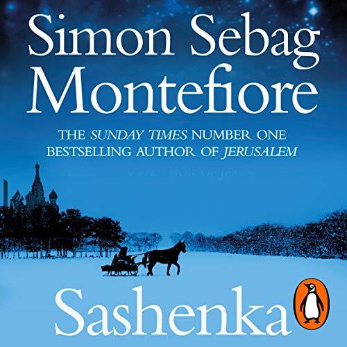 Sashenka cover art