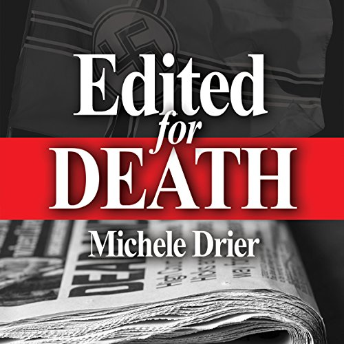 Edited for Death audiobook cover art