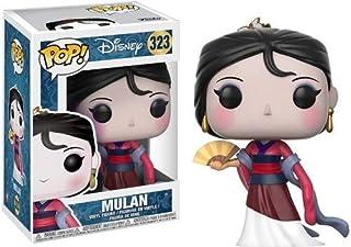 Funko Pop Disney Mulan Nc Games Padrão