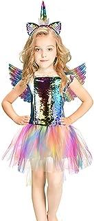 Best little girl rainbow costume Reviews