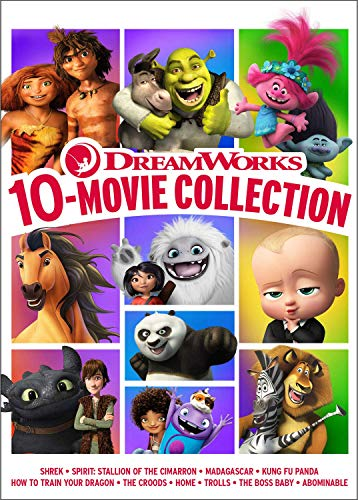 DreamWorks 10-Movie Collection (DVD)