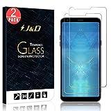 J&D Kompatibel für 2 Pack LG Q Stylus/LG Q Stylus Plus/LG