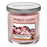 Yankee Candle Candela Piccola Colonna, Scoop Estivo...