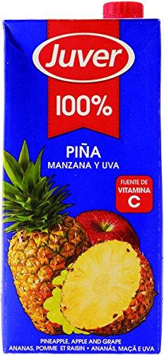 JUVER『パイナップル100%ジュース』