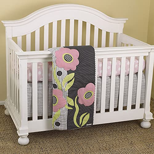Cotton Tale Designs Poppy 3 Piece Crib Bedding set by Cotton Tale Designs