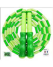 Springtouw Springtouw Training Skip Rope Comfortabele hoge snelheid springtouw Kwartelvrij verstelbare springtouw Sport oefening Dieet Prachtige verpakking Geschenken
