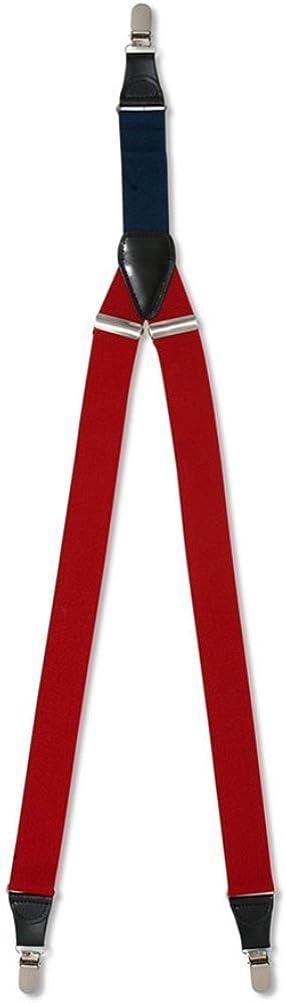 Club Room Suspenders, 32MM Clip-End