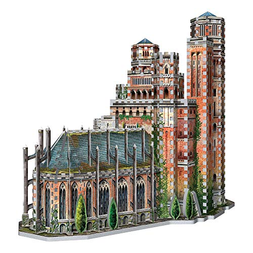 Wrebbit 3D - Game of Thrones The Red Keep 3D Jigsaw Puzzle (845 Piece) GOTRK