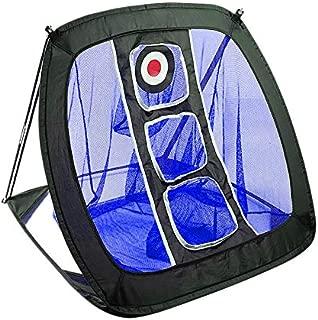Nrpfell Nylon Golf Practice Net Golf Cutter Net Portable Golf Practice Net Blue+Black