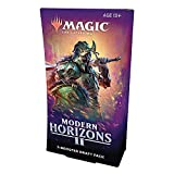 Magic: The Gathering Modern Horizons 2 Draft Multipack   3 Draft Boosters (45 Cards)