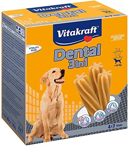 Limpieza Dental Perros Marca Vitakraft