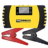 GOOLOO 1500A Peak 20800mAh SuperSafe Car Jump Starter with USB Quick Charge 3.0 (Up to 8.0L Gas, 6.0L Diesel...