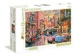 Clementoni- Puzzle 6000 Piezas Atardecer en Venecia (36524.1)