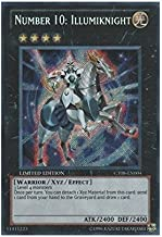 Yu-Gi-Oh! – Number 10: Illumiknight (CT08-EN004) – 2011 Collectors Tins..