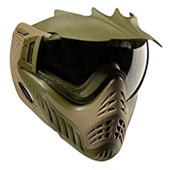 V-Force Profiler Goggle - Dual Olive Drab / Desert Tan