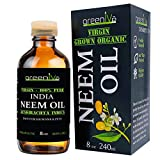 Best Neem Oils - Greenive - Neem Oil - 100% Organically Grown Review