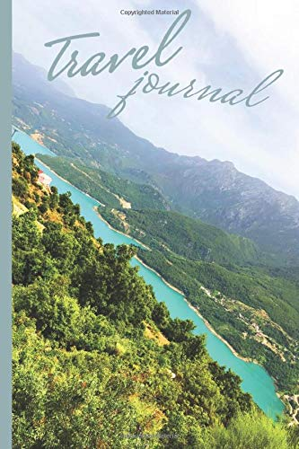 Travel Journal: Trip Planning Notebook and Activity Book - Plan Your Travel Route, Destination, Country, City, Budget, Hotel, Souvenirs, Things to Pack and Write Memories of Your Vacation