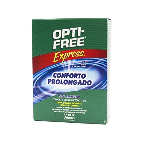 Alcon Opti-Free Kontaktlinsen-Zubehörset, 2x 355ml